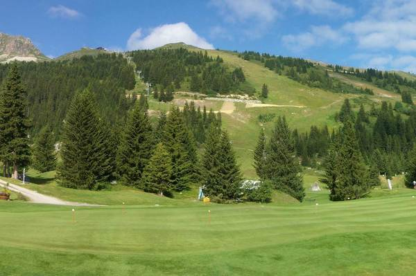 Golf Club de Courchevel